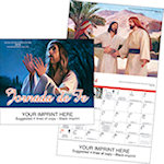 Jornada De Fe Bilingual Wall Calendars